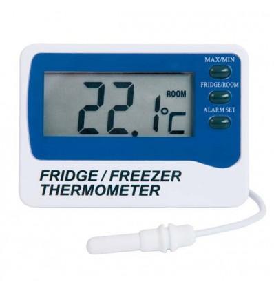 Termometri max/min za hladilnike in zamrzovalnike z možnostjo alarmiranja