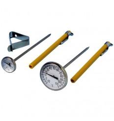 Ploščati termometri za pomoč pri kuhi