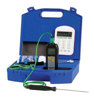 Legionella termometer kit komplet