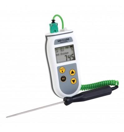 Saf-T-Log termometer