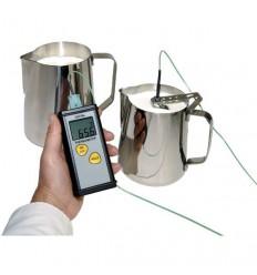 Nosilec za bimetalne termometre