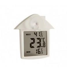 Digitalni okenski termometer