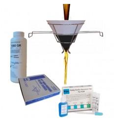 Olje za cvrtje - vzdrževanje - Starter Kit