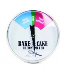 Inox termometer za peko biskvita in peciv s conami