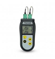 Therma Q dvokanalni termometer