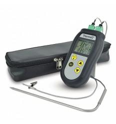 ThermaQ dvokanalni termometer
