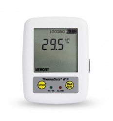 WiFi Data Logger ThermaData TD Wireless z internim senzorjem