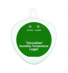 HTB Therma dataloger vlage in temperature z internim senzorjem