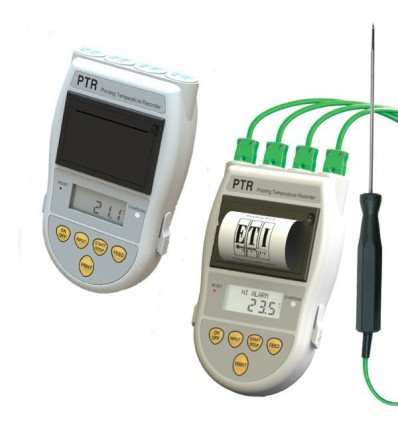 Print Temperaturni Recorderji - PTR termometri
