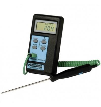 MicroTherma 1 - Mikroprocesorski termometri