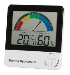 Vlagomer termometer pregledni s conami