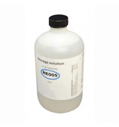 Raztopina za shranjevanje pH elektrod