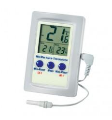 Alarmni max/min termometer za vrtnarje