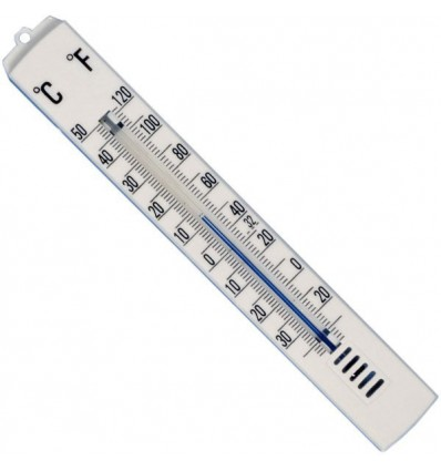 Sobni termometri 25x175