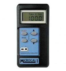 MicroCal 1 Plus simulator/termometer