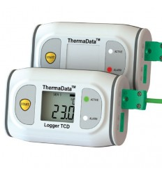 Visokotemperaturni termopar ThermaData logerji