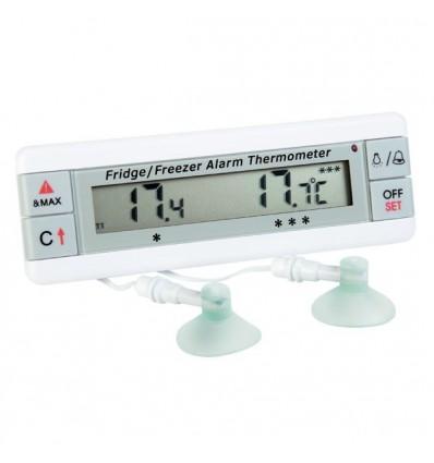 Termometri max/min z dvema sondama